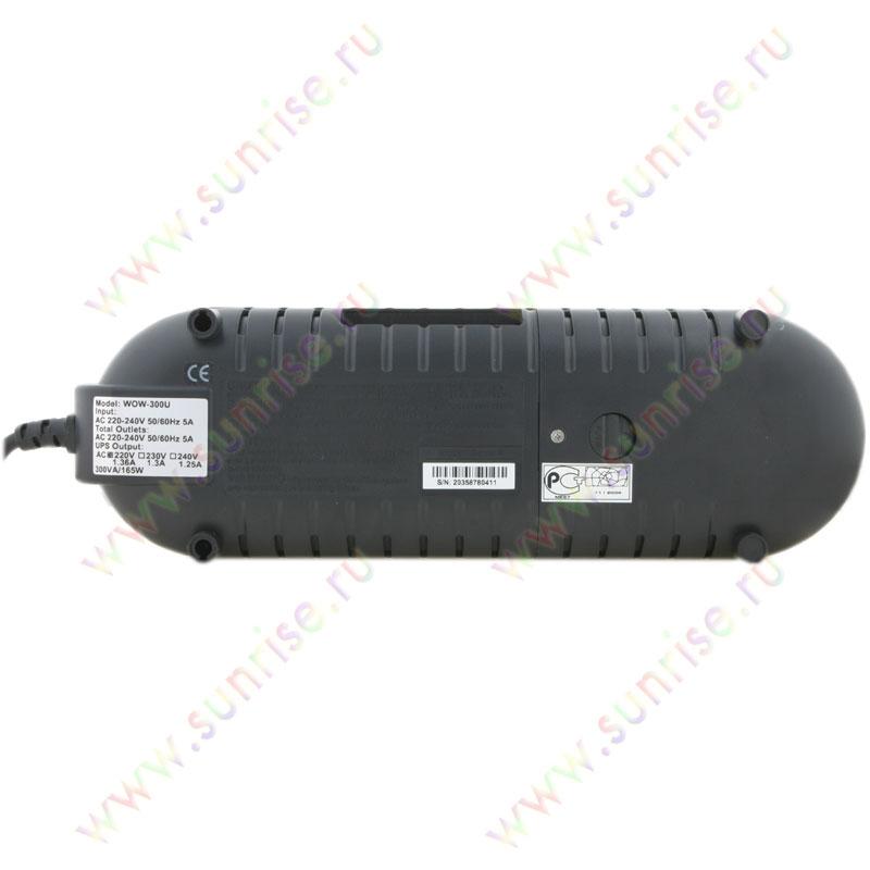 ИБП PowerCom WOW 300U.