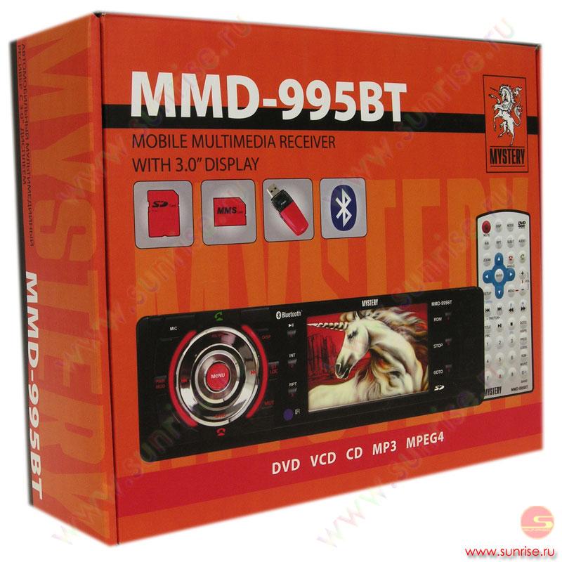RC-99 инструкция mystery mmd