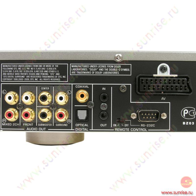 Yamaha представила новую модель универсального проигрывателя dvd-audio/sacd dvd-s1800