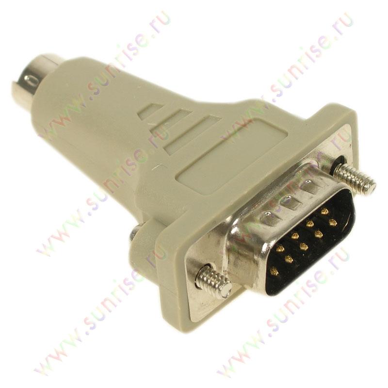 Переходник для мыши COM 9pin - PS/2.