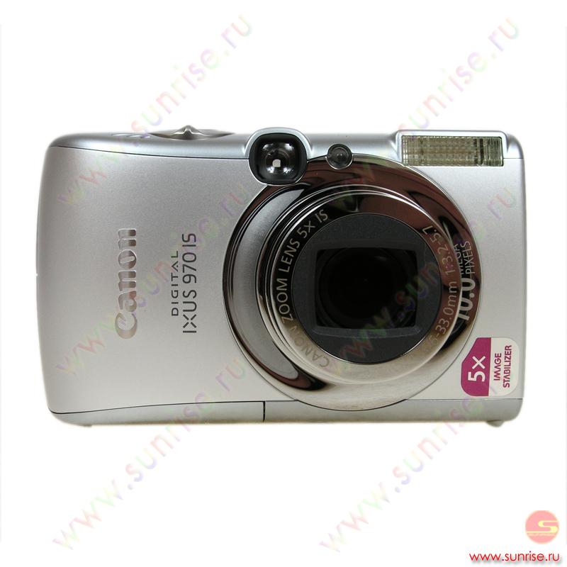 Фотоаппарат canon ixus 970is