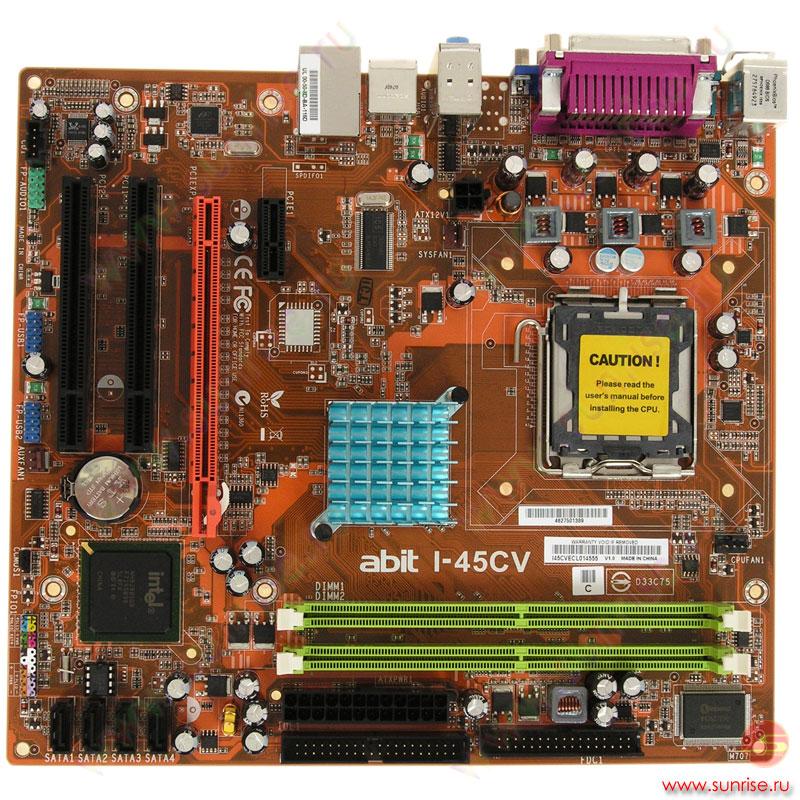 abit i 45cv motherboard drivers rh cartoleriacampetto com