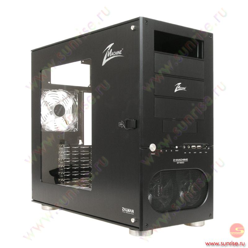 Bigtower zalman gs1000 black e-atx без бп