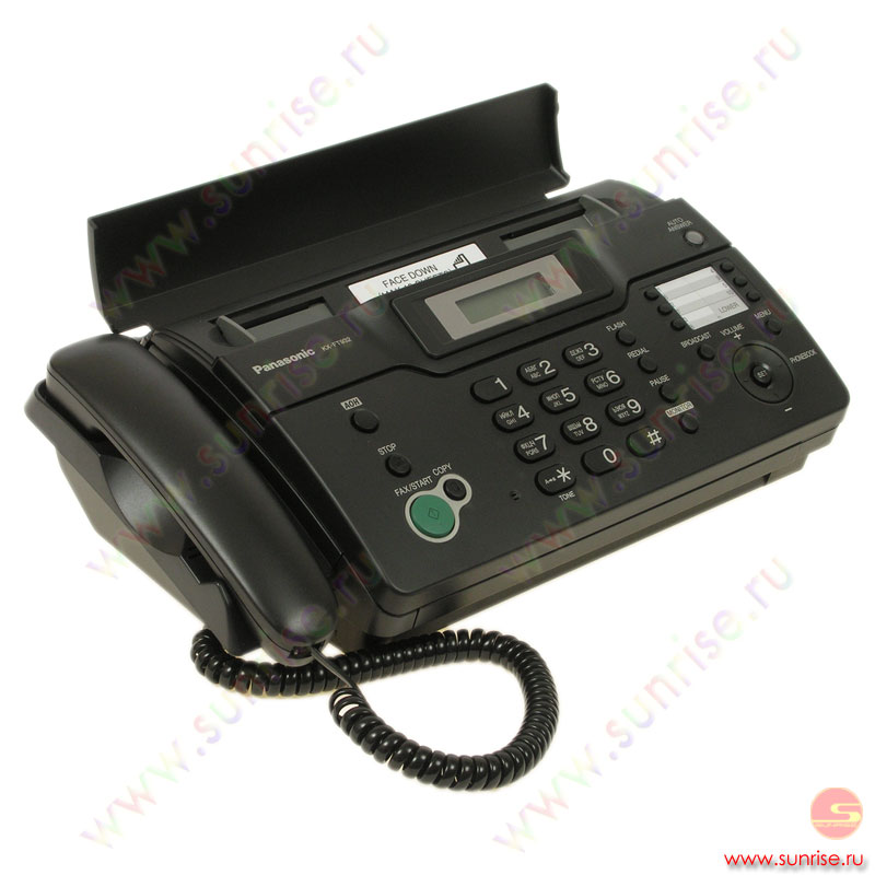 панасоник kx f910 факс