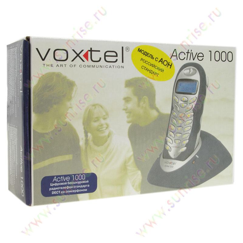 Инструкция voxtel active 1000
