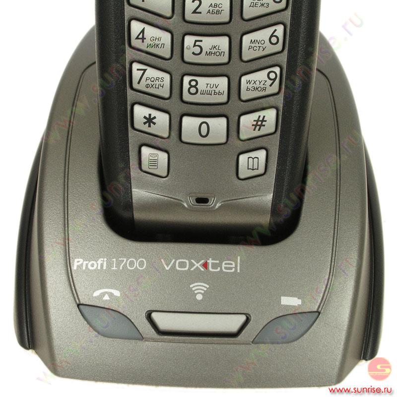 Voxtel profi 1700 скачать инструкцию