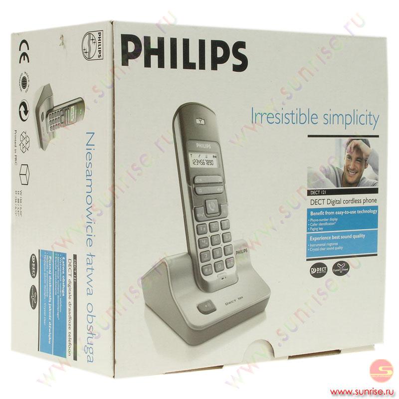 Philips Dect Инструкция Регистрация Трубки