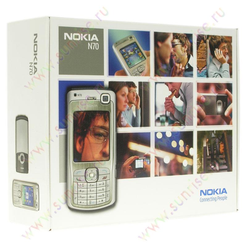 Отзыв: nokia n70 - отличный смартфон за свои деньги