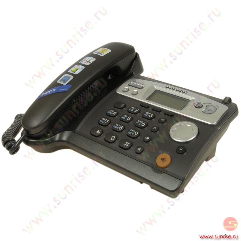 Panasonic Телефоны Dect Kx-Tcd540 Инструкция