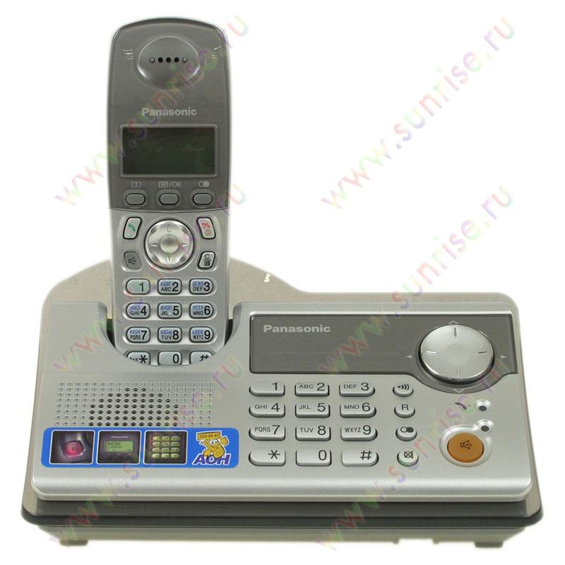 Инструкция На Радио Телефон Panasonic Аон