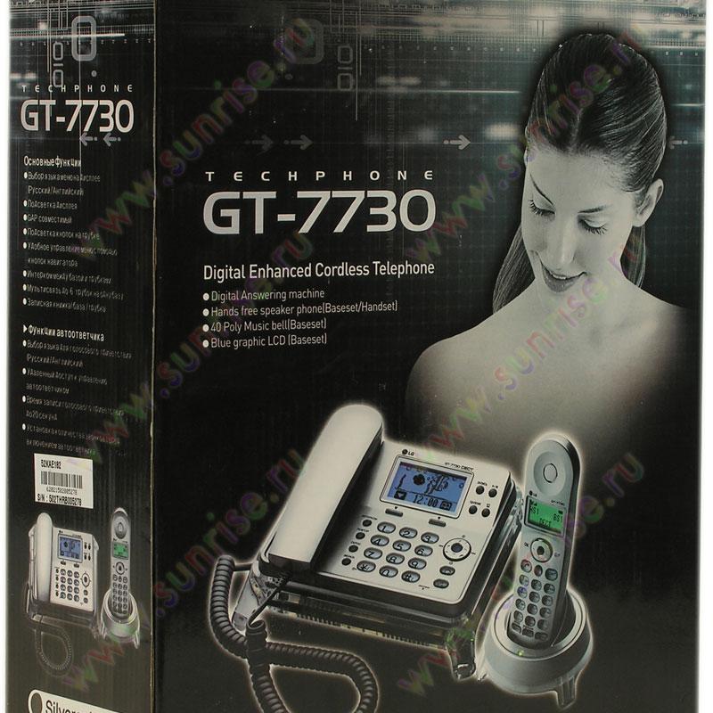 Lg dect gt 7720 инструкция