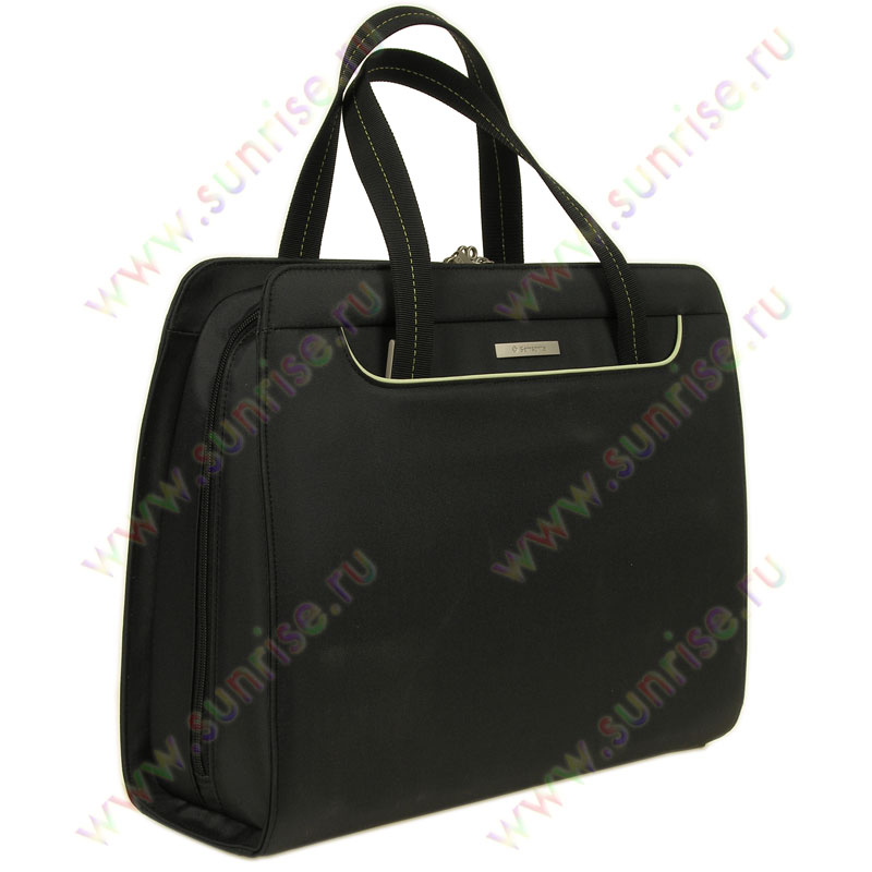 Сумка женская для ноутбука Samsonite D30*012*09 (нейлон/черн)