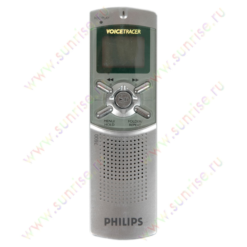 Диктофон philips инструкция