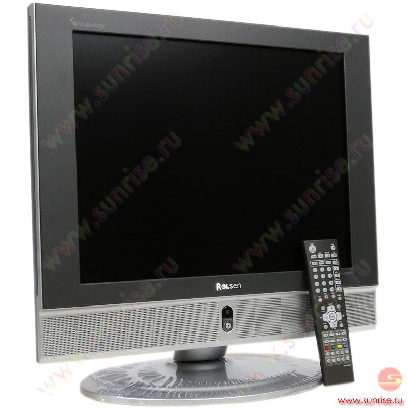 Схема телевизора ROLSEN RL