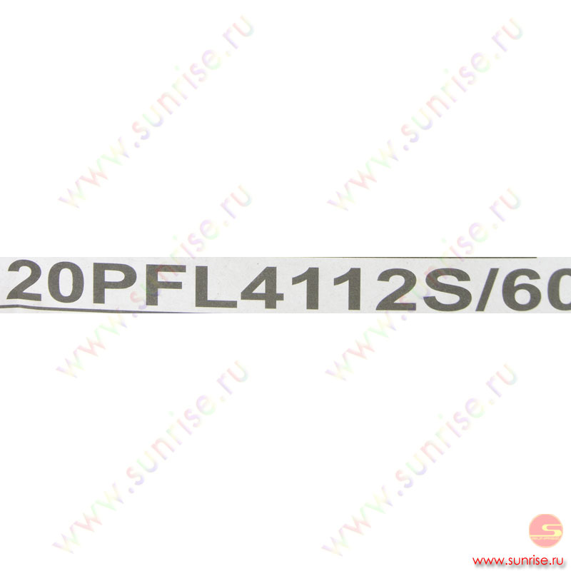"LCD телевизор 20 "" Philips 20PFL4112S/60 Crystal Clear III."