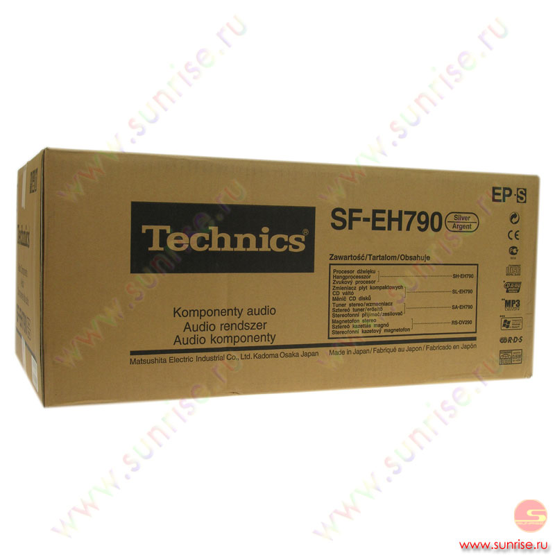 technics eh-790 инструкция
