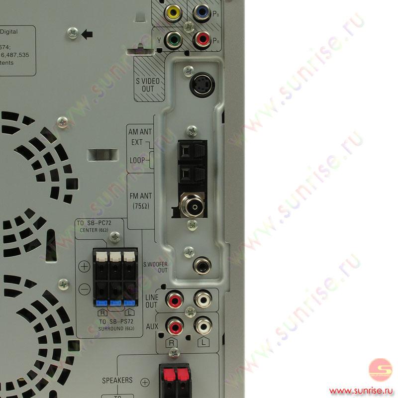 Panasonic Sa-vk850 инструкция - фото 8