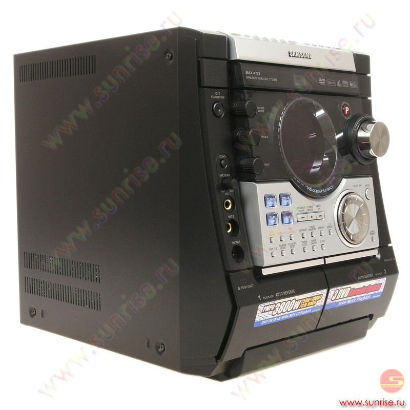 Samsung MAX-KT75Q (минисистема) .
