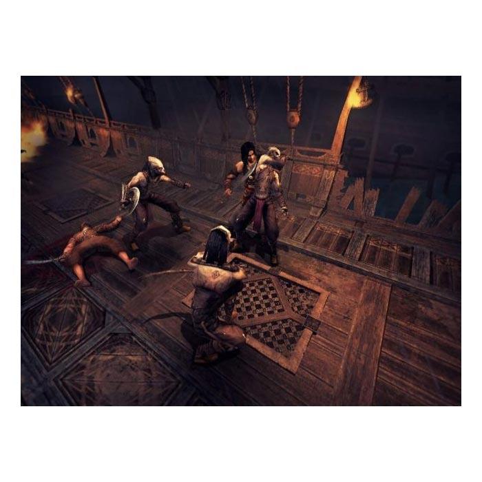 Игру Принц Персия Схватка С Судьбой