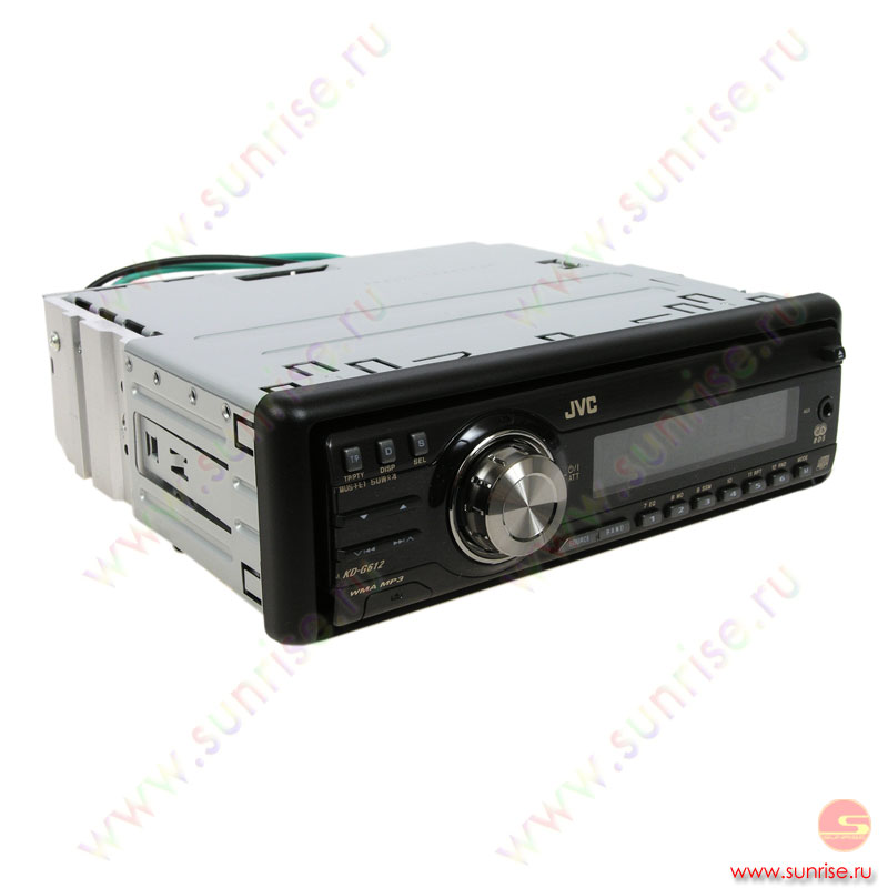 Thank you for purchasing a JVC product. . Please read all. . The JVC KD