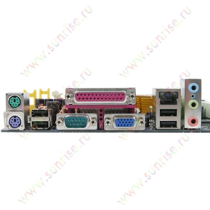 Тип товара - Материнская плата 478 сокет Производитель - GIGABYTE Модель - GA-8IG1000MK (чип 865, FPS...