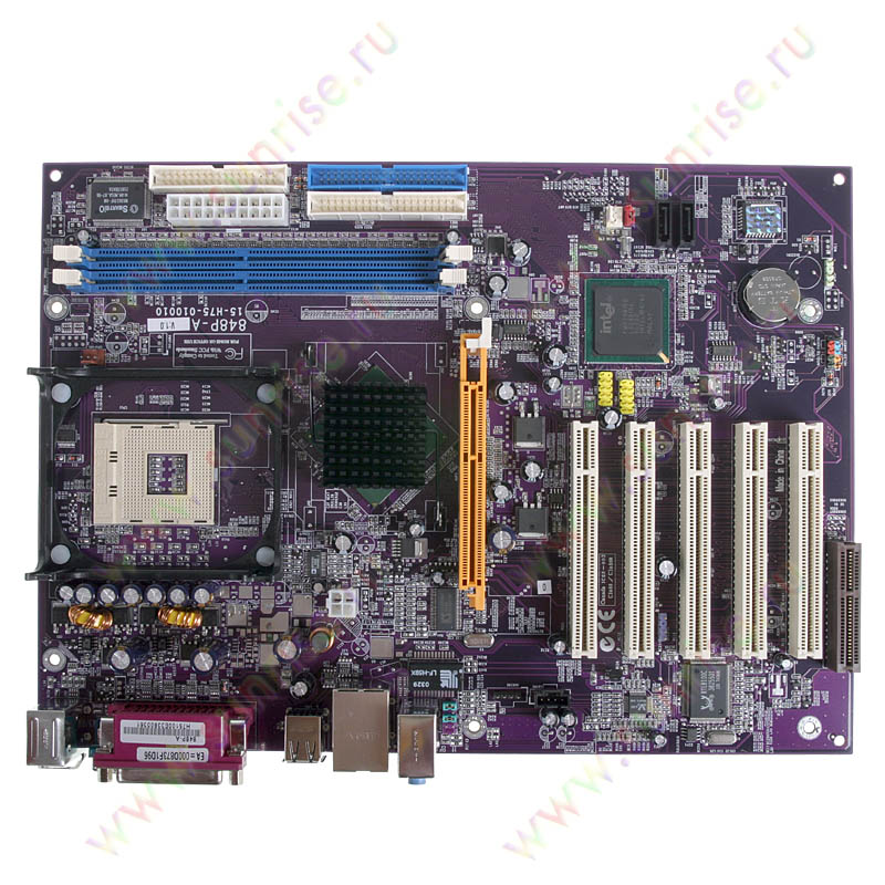 Intel 848p  ich5
