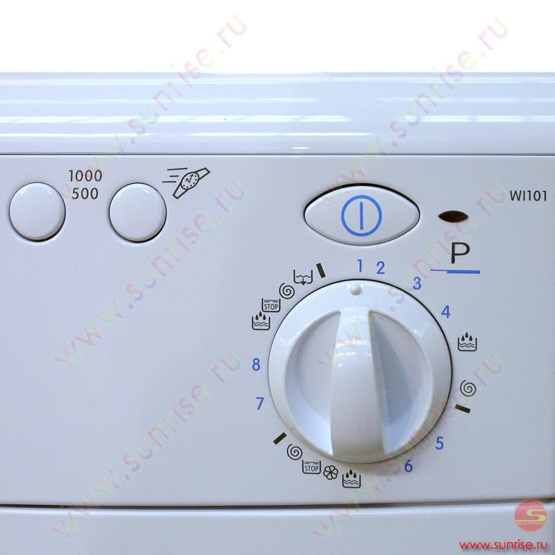 Стиральная машина indesit wisn 101 инструкция