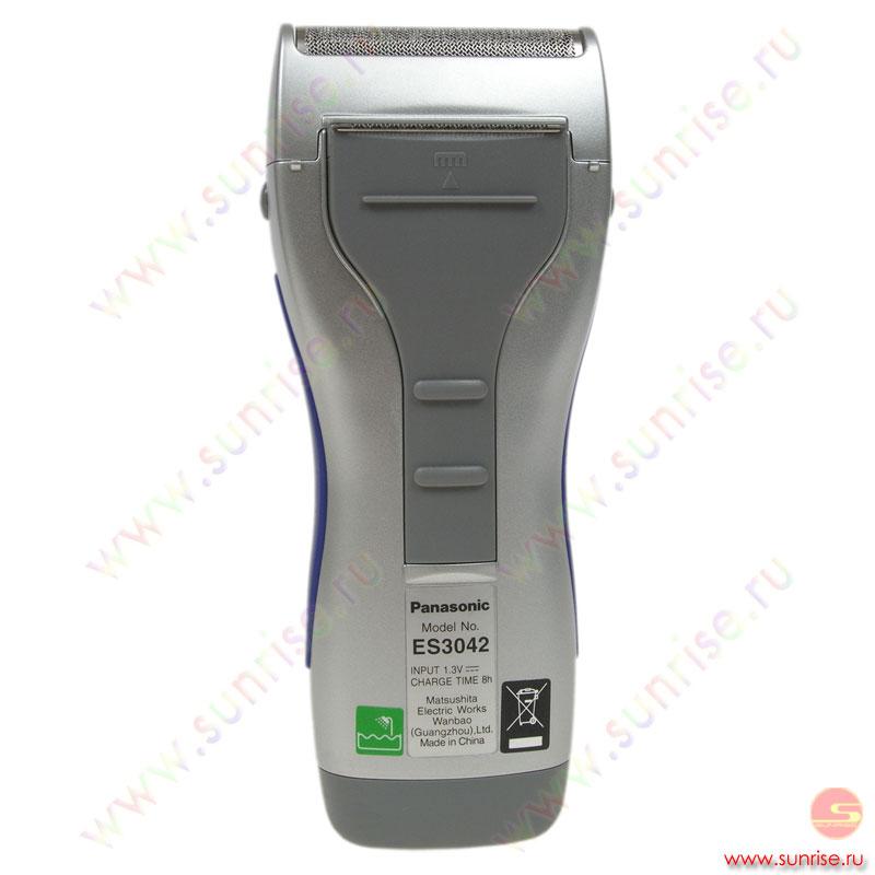 Бритва Panasonic Es 3042 S Инструкция