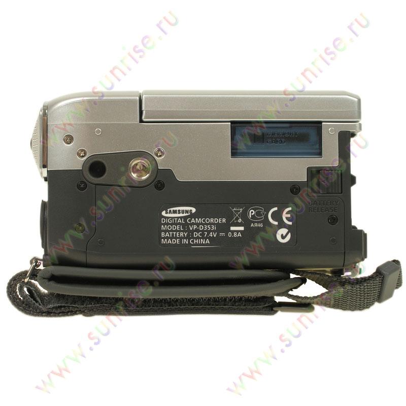 ������� Samsung Camcorder Vp D353i