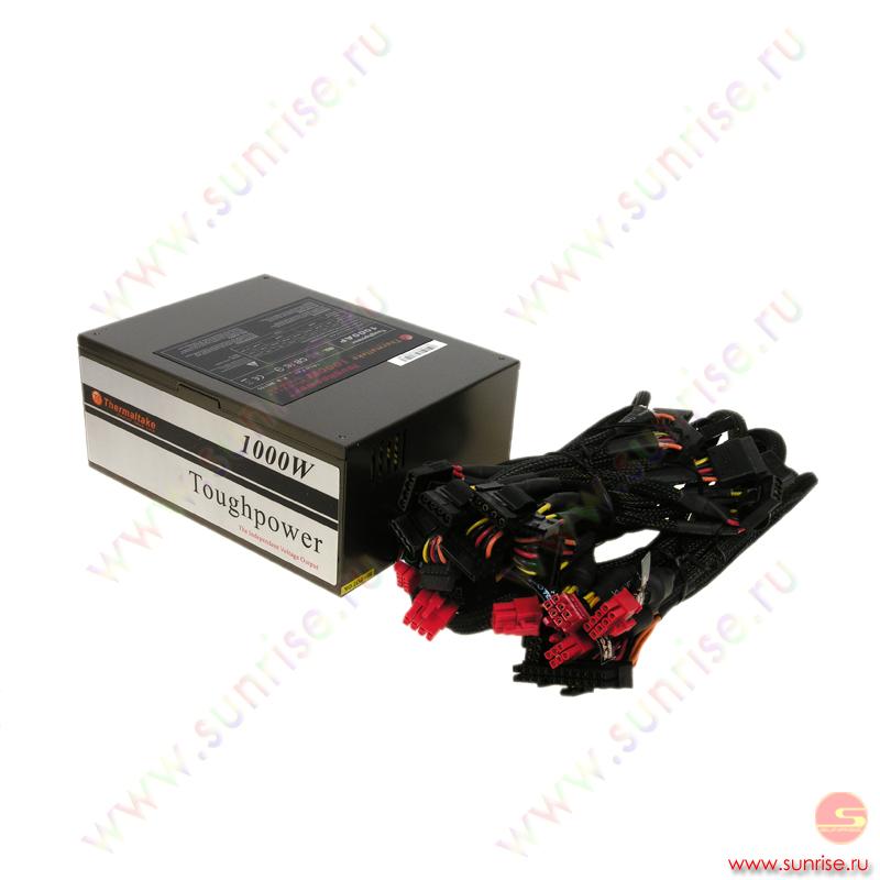 Блок питания ATX Thermaltake 1000W (W0155R*) .
