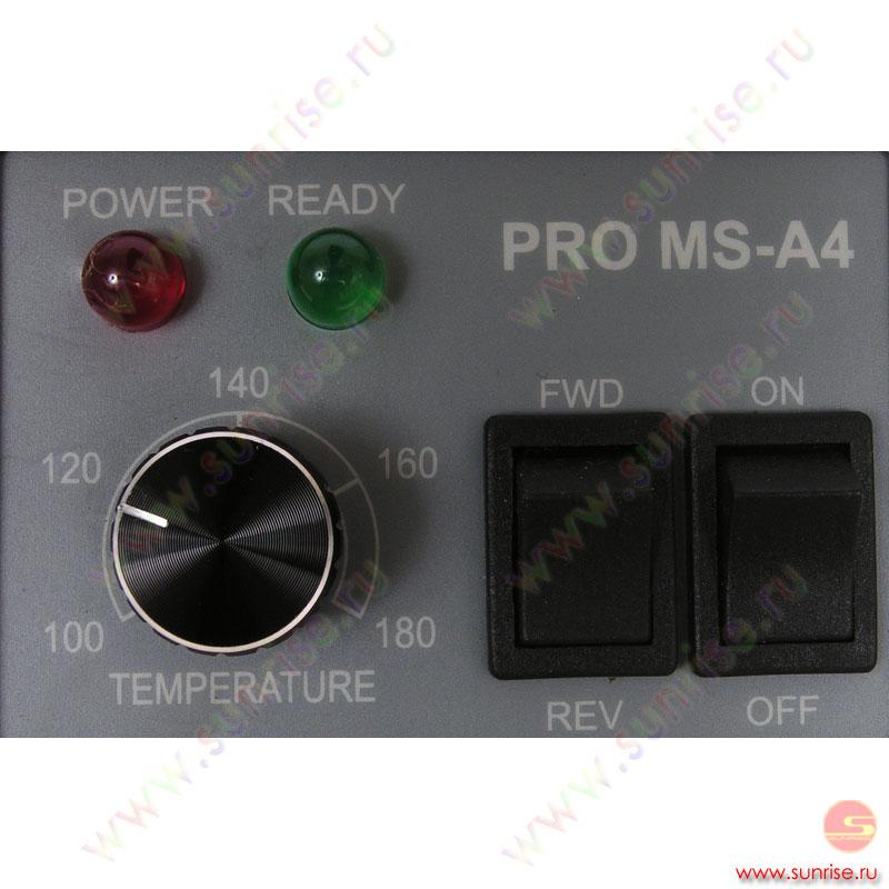 ламинатор pro ms a4 инструкция