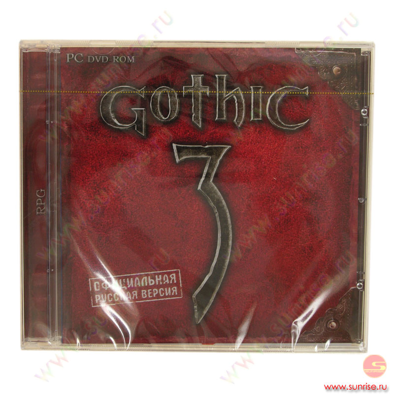 Gothic 3 (Руссобит-М, RPG) .