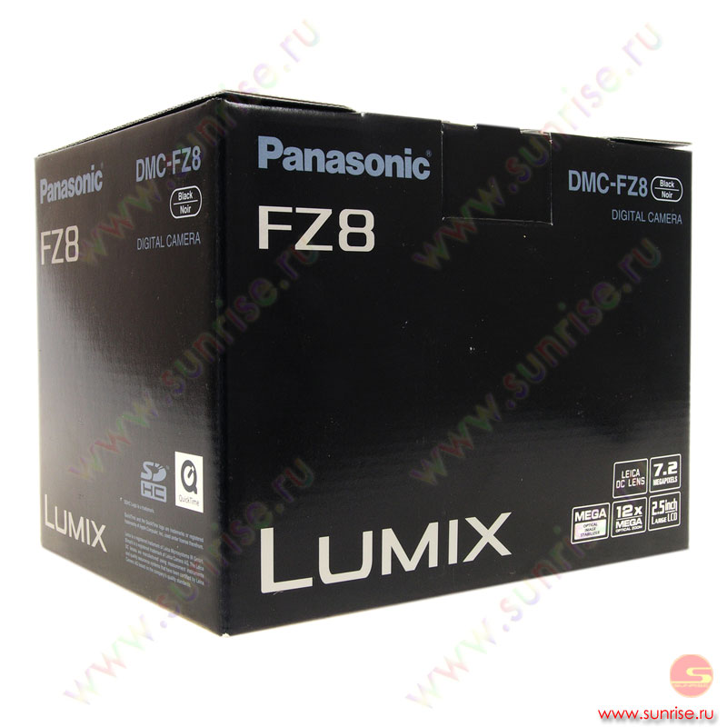 Драйвер Для Panasonic Dmc Fz8 Lumix
