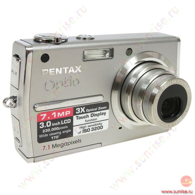 Фотоаппараты pentax