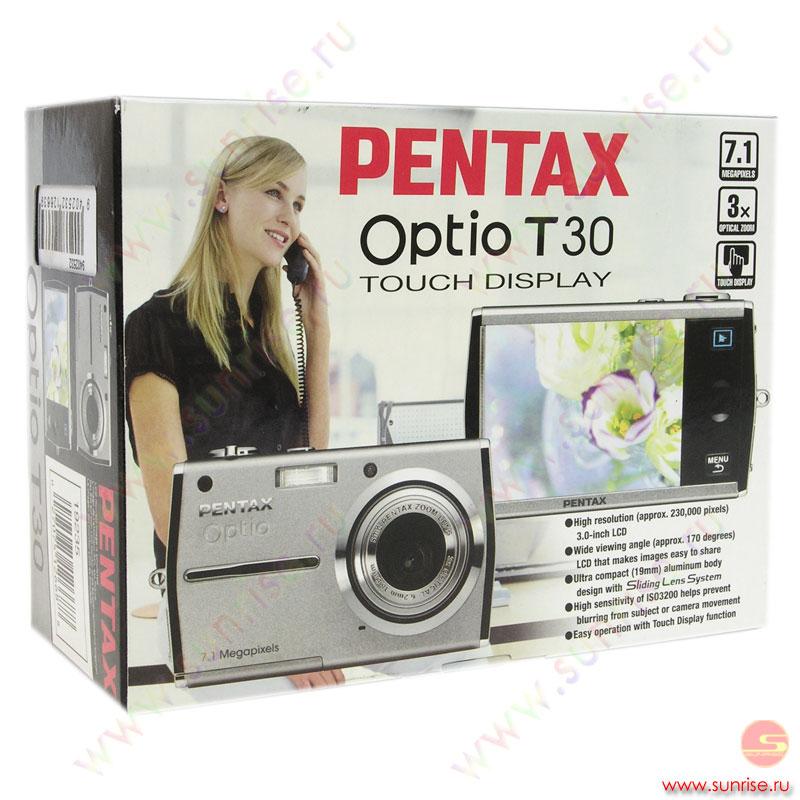 Pentax optio t30
