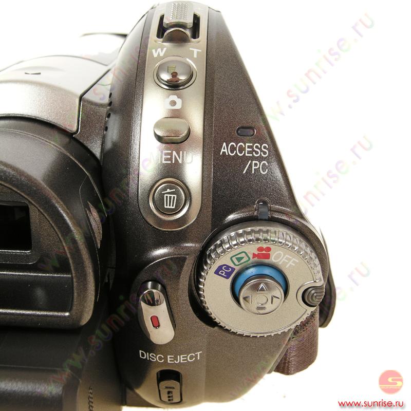 Panasonic camera handbooks - with lens and camcorders