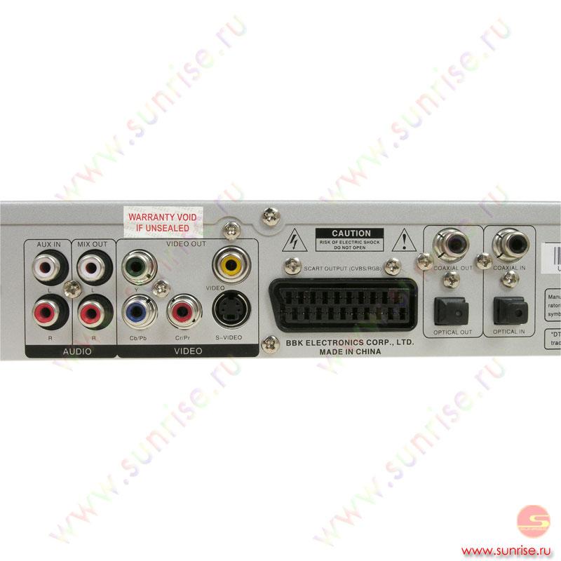 Акустическая система 51 bbk ma-970s black