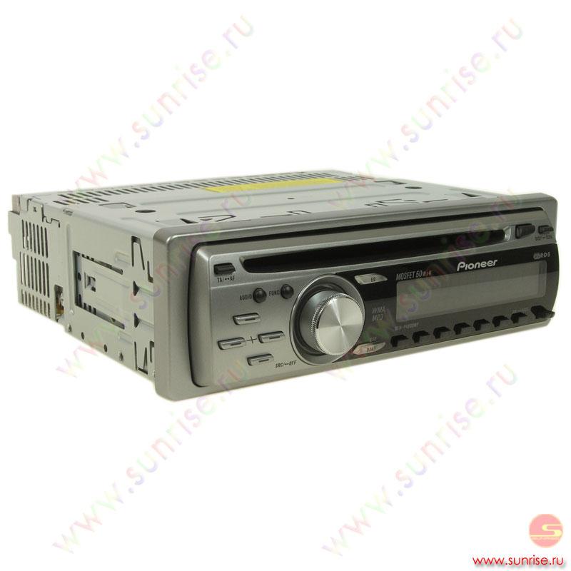 CD автомагнитола Pioneer
