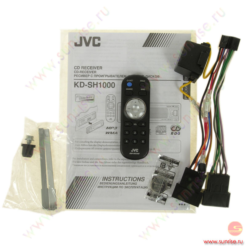 Jvcjvc. JVC KD-DV5308