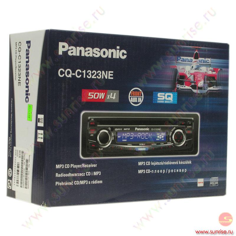 Panasonic » не несет на себе