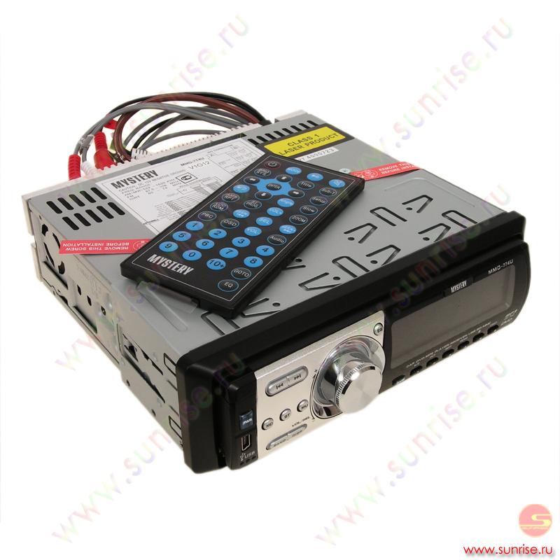DVD-ресивер Mystery MMD-774U.