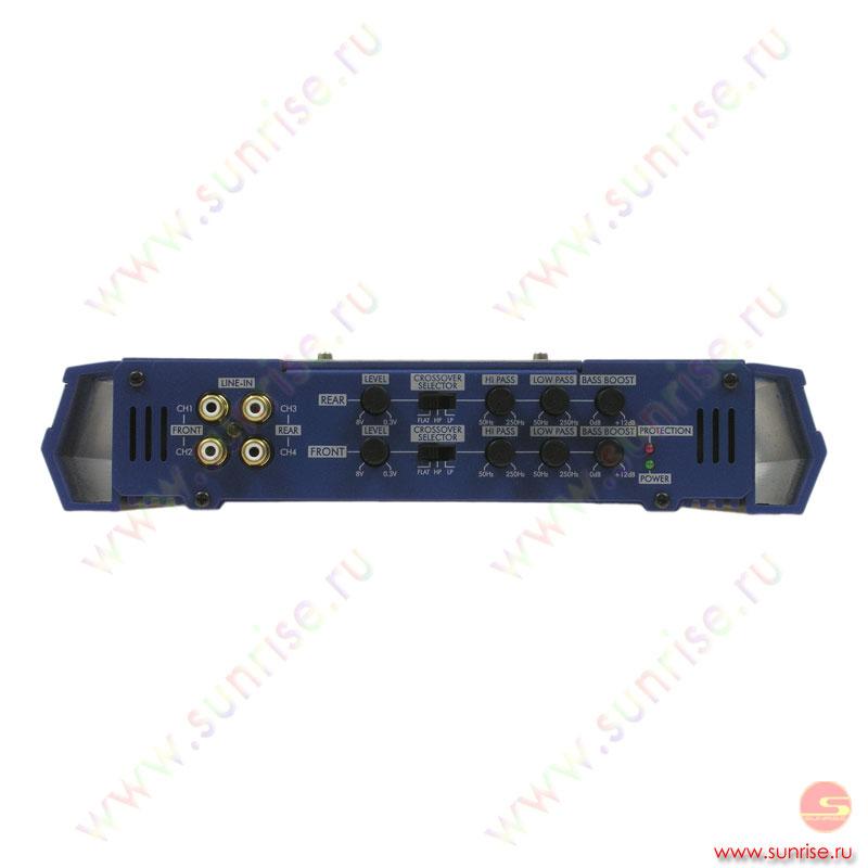 Усилитель 4х-канальный Blaupunkt GTA-470.