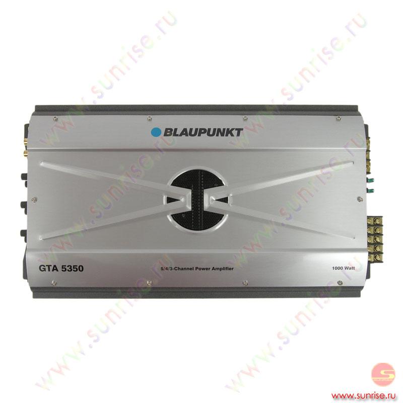 Усилитель 5-канальный Blaupunkt GTA-5350.