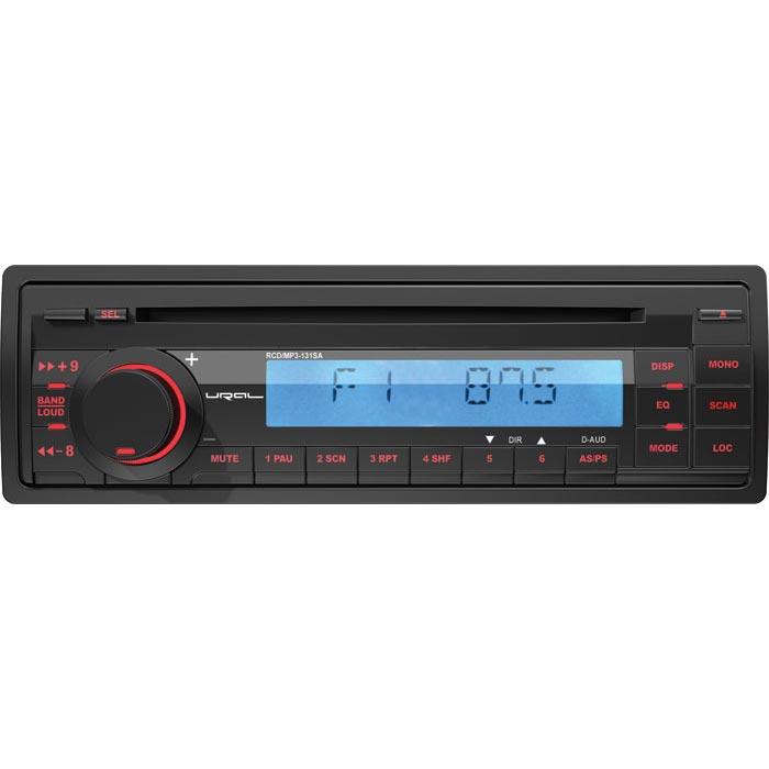 CD автомагнитола Ural