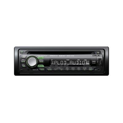 CD автомагнитола Sony CDX-GT427UE.